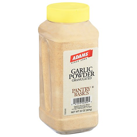 Adams Garlic Powder - 22 Oz