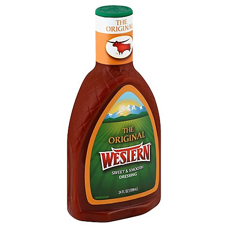 Wish Bone Dressing Original Western - 24 Oz