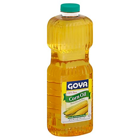Goya Oil Corn Cooking Salad - 48 Fl. Oz.