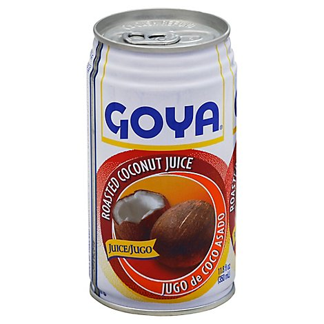 Goya Juice Coconut Toasted - 11.8 Fl. Oz.
