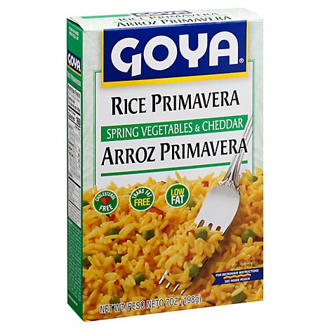 Rice Primavera - 7 Oz