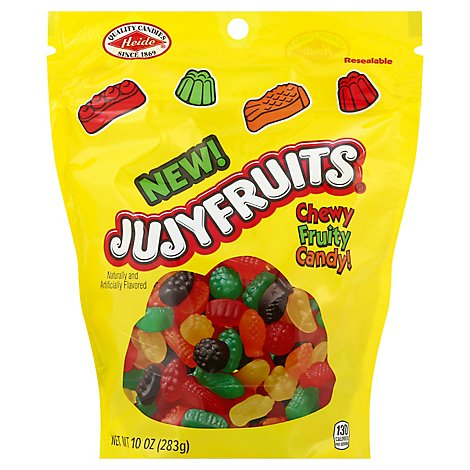 Jujyfruits Candy Chewy Fruity - 10 Oz