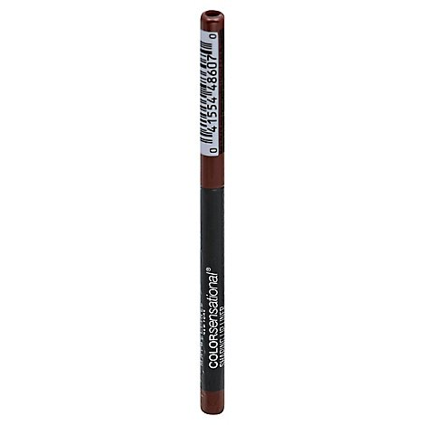 Maybelline Color Sensational Rich Chocolate Lip Liner - .01 Oz