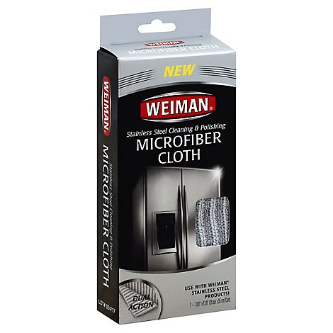 Weimans Stainless Steel Cleaner Cloth - 1 Each