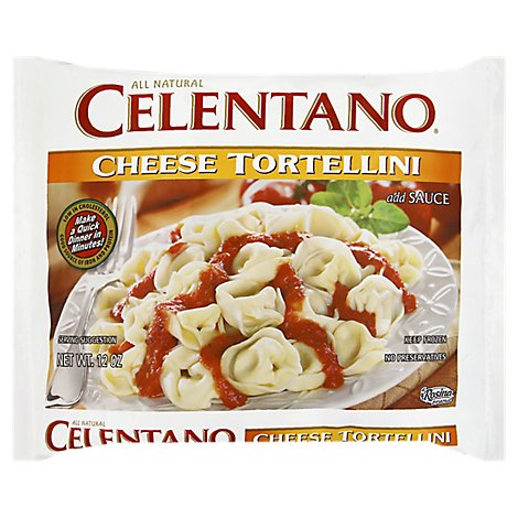 Celentano Cheese Tortellini - 12 Oz