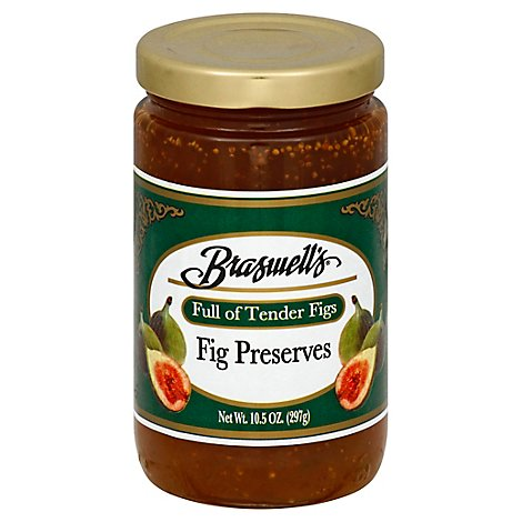 Braswells Preserves Fig - 10.5 Oz