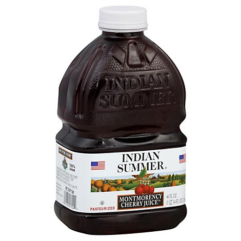 Indian Summer 100% Chery Juice - 46 Fl. Oz.