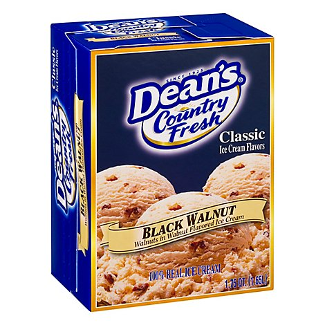 Deans Country Fresh Classic Black - 56 Oz