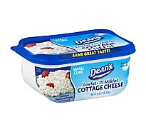 Deans 1 % Cottage Cheese - 16 Oz