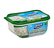 Deans 4% Small Curd Cottage Cheese - 16 Oz