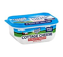 Deans 4 % Cottage Cheese - 16 Oz