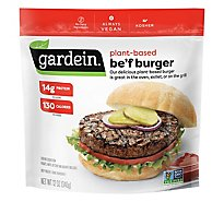 Gardein Beefless Burger - 12 Oz