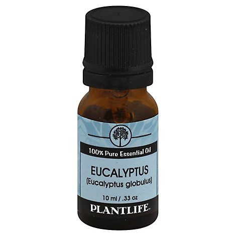 Plantlife Essential Oil Single Note Clary Sage, 0.34 Fz - 0.33814 Fl. Oz.