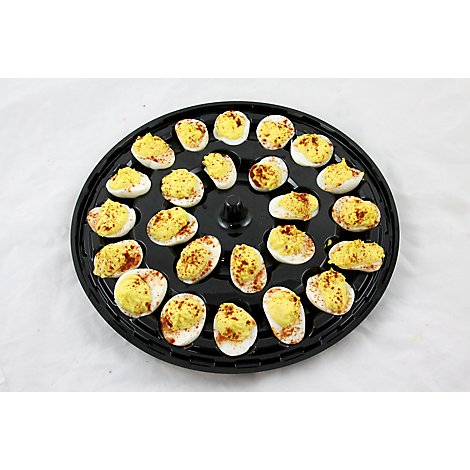 Deviled Eggs 24 Ct - 24 Count