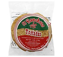El Ranchero Tostadas Wrapper - 4 Oz