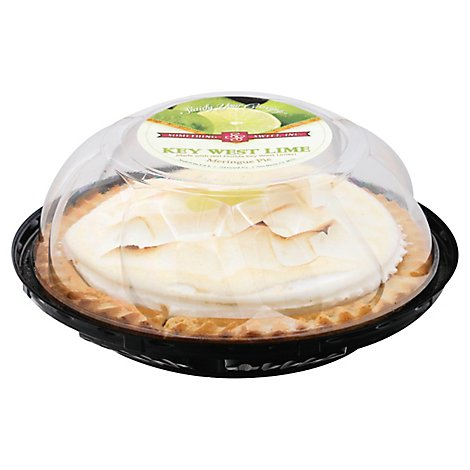 Bakery Pie Key Lime Meringue 8 Inch - Each