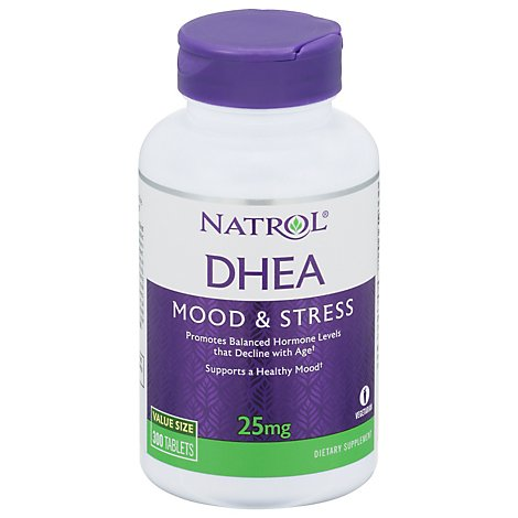 Natrol Dhea 25mg - 300 Count