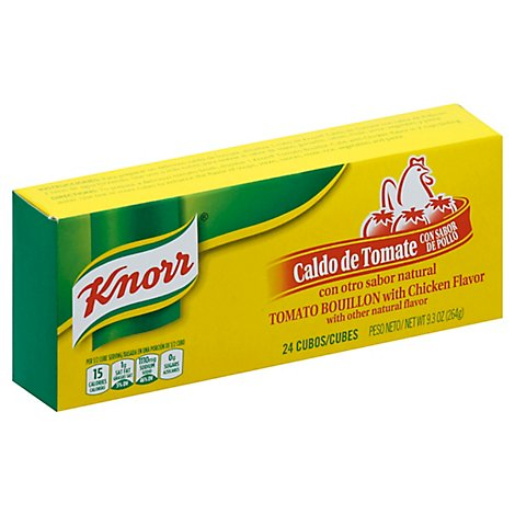 Knorr Bouillon Tomato With Chicken - 24 Count