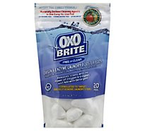 ECOS OxoBrite Stain Remover Packs Free & Clear Pouch - 15 Oz