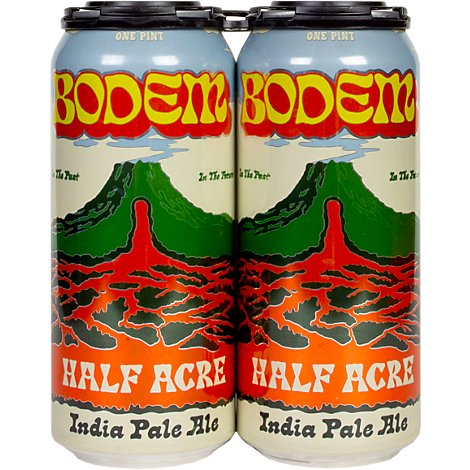 Half Acre Seasonal 4 Pack - 4-16 Fl. Oz.