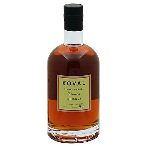 Koval Bourbon Whiskey 94 Proof - 750 Ml