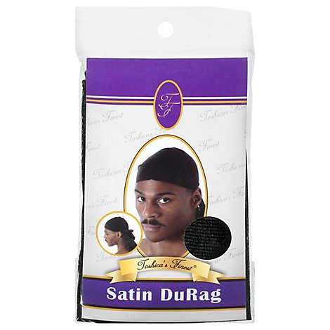 Tf Satin Durag - 1 Count