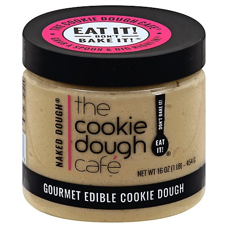 Cookie Dough Collection Grandmas Chocolate Chip Edible Cookie Dough, 16 Oz - 16Oz