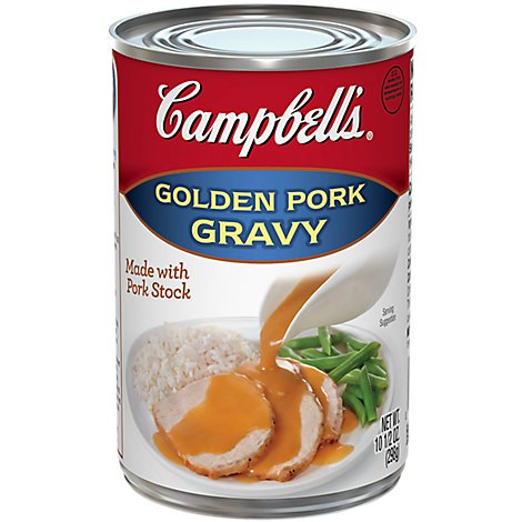 Camp Gldn Pork Gravy  10.5 Oz - 10.5 Oz