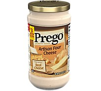 Prego Sauces Four Cheese Alfredo - 14.5 Oz