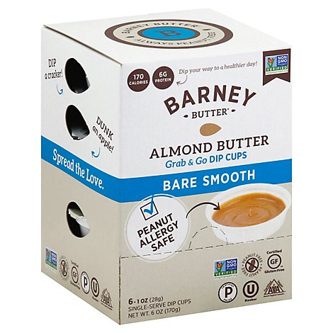 Barney Butter Bare Smooth Cup - 6 Oz