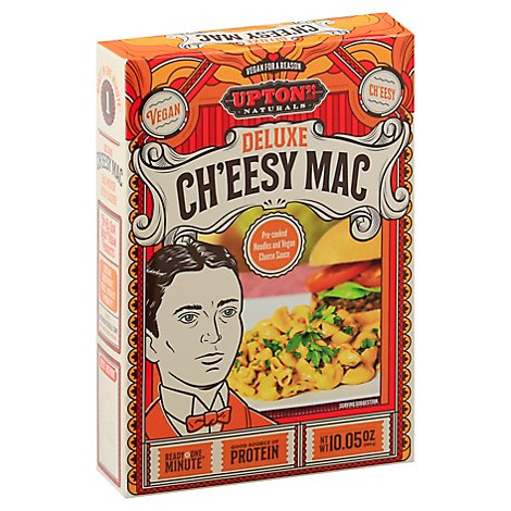 Uptons Nat Cheesy Mac - 10.05 Oz