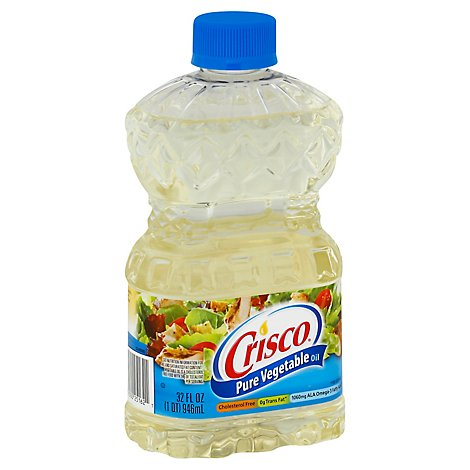 Crisco Vegetable Oil - 32 Fl. Oz.
