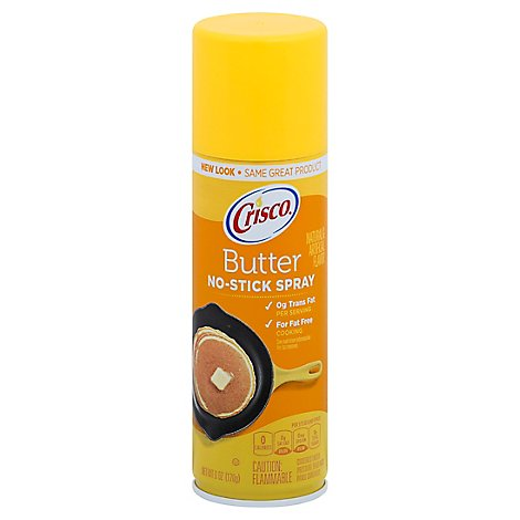 Crisco Butter Spray - 6 Oz