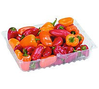 Peppers Mini Sweet - 8 Oz