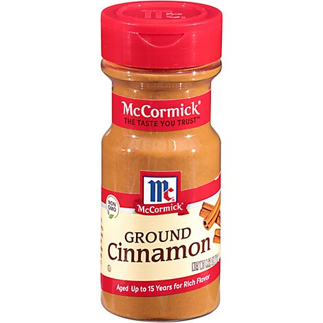 McCormick Ground Cinnamon - 4.12 Oz