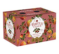 Virtue Cider Michigan Honey Cn - 6-12 Fl. Oz.