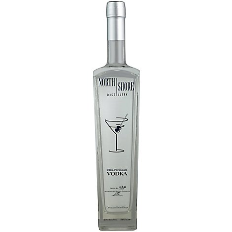 North Shore Vodka - 750 Ml