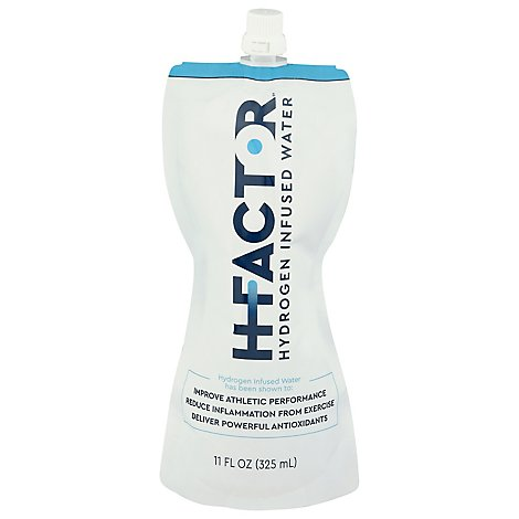 HFactor Water Hydrogen Infused Pouch - 11 Fl. Oz.