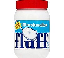 Durkee Cream Marshmallow Fluff Regular - 7.5 Oz
