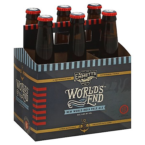 Emmetts Orld End New World - 6-12 Fl. Oz.