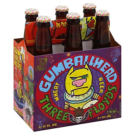 Three Floyds Gumballhead - 6-12 Fl. Oz.