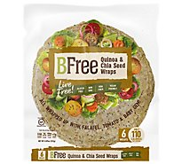Bfree Quinoa & Chia Seed Wrap - Each