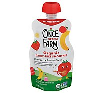 Once Uaf Smoothie Strawberry - 4 Oz