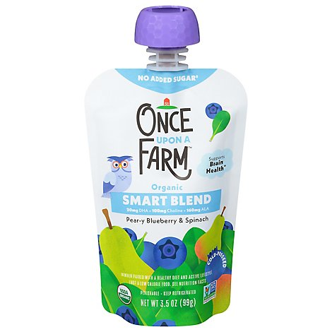 Once Uaf Toddler Blue - 3.5 Oz