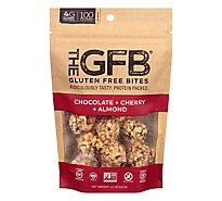 GFB Bites Chocolate Cherry Almond - 4 Oz