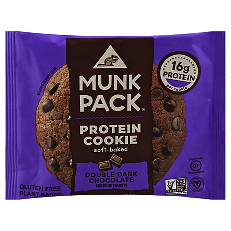 Munk Pack Cookie Dbl - 2.96 Oz