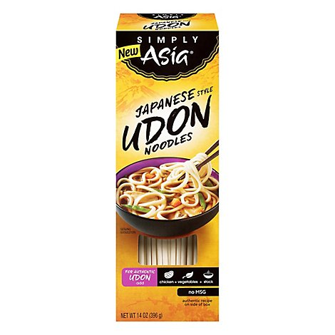 Simply Asia Noodles Japanese Style Udon - 14 Oz