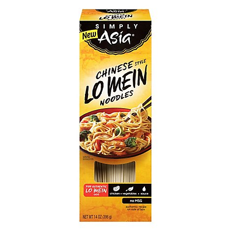 Simply Asia Noodles Chinese Style Lo Mein - 14 Oz