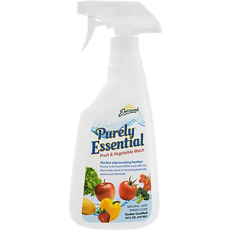Environne Fruit & Vegetable  Produce Liquid Rinse - 16 Oz