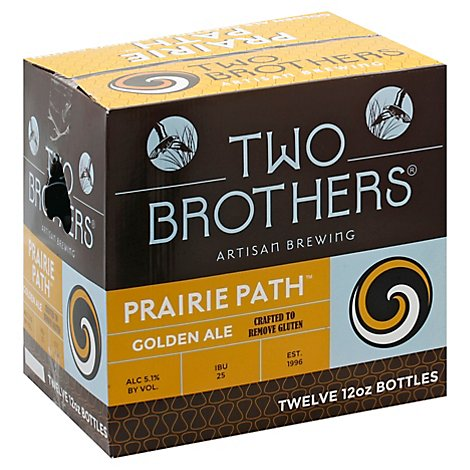 Two Brothers Prairie Path 12 Pack - 12-12 Fl. Oz.